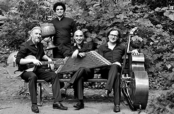 Kioomars Musayyebi Quartett Horizonte-Festival 2018