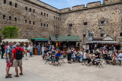 Horizonte World Music Festival - Festung Ehrenbreitstein - Streetfood