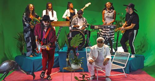 Horizonte Festival - Arp Frique & Family